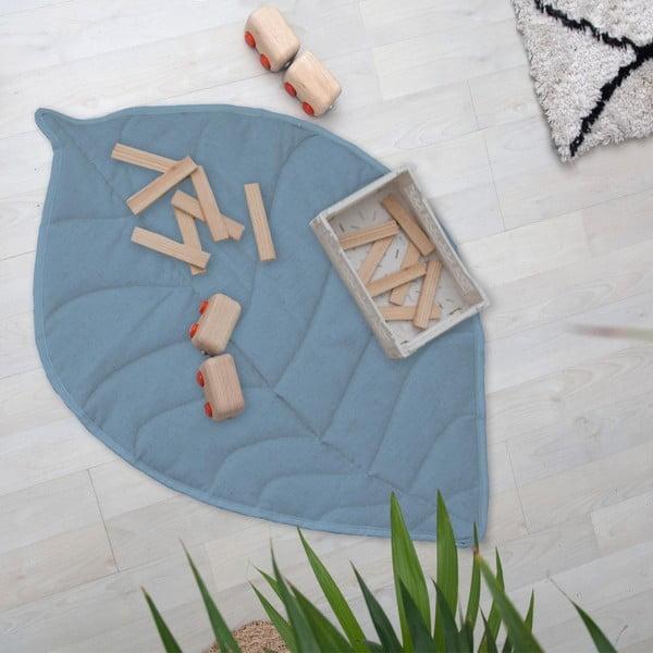 Modrá podložka na hraní Little Nice Things Playmat