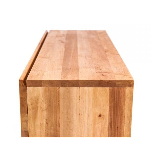 Noční stolek z olšového dřeva Mazzivo Borgo Long
