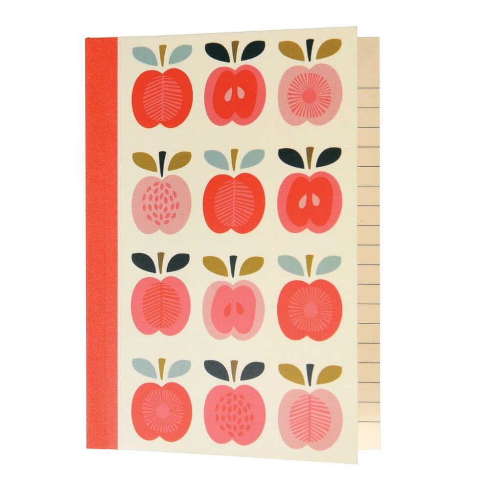 Zápisník Rex London Vintage Apple, vel. A6