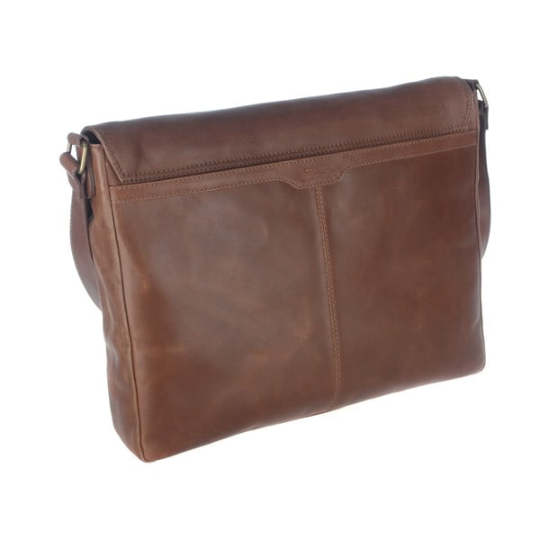 Kožená taška Baker Brown