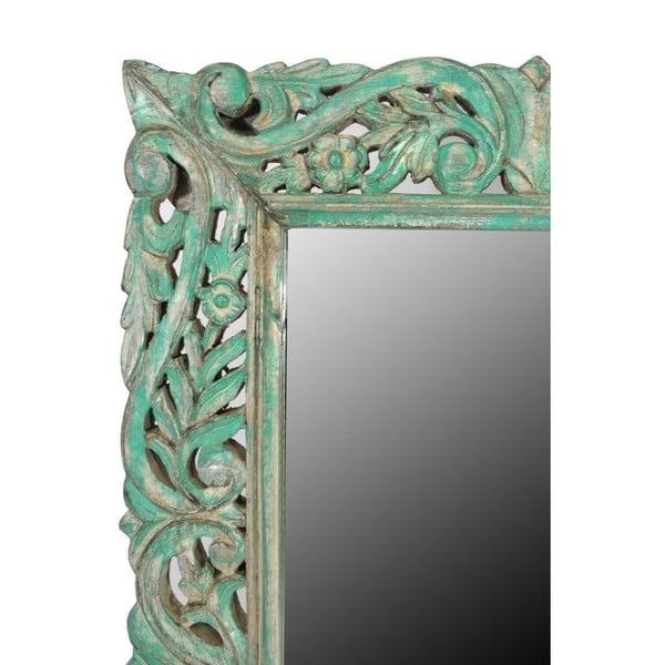 Zrcadlo Orient 60x90 cm, modré