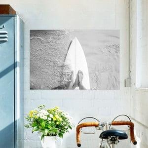 Obraz na plátně OrangeWallz Surf, 60 x 90 cm