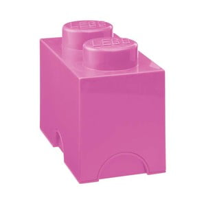 Úložné Lego, růžové