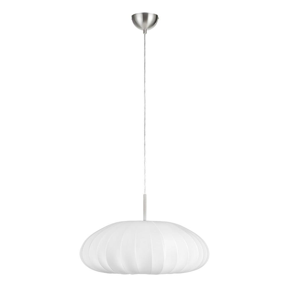 Bílé závěsné svítidlo Markslöjd Mist Pendant 1L