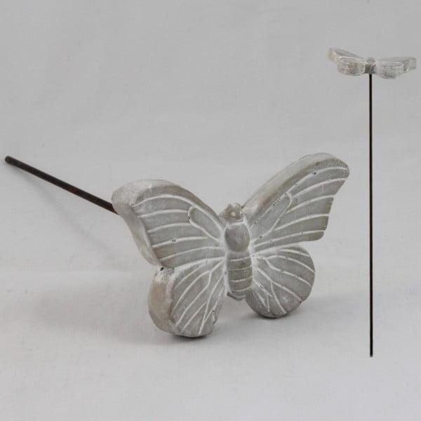 Betonový zápich Butterfly