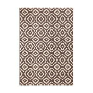Covor Mint Rugs Diamond Ornamental, 160 x 230 cm, maro