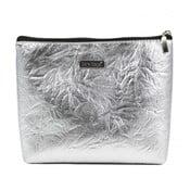 Portfard Dara bags Baggie Big No.552, argintiu