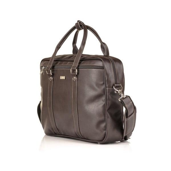 Pánská taška Solier S03 Brown