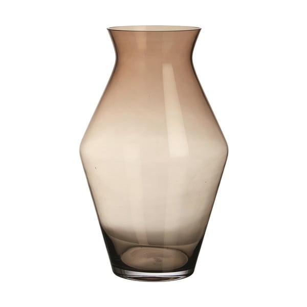 Váza Glass Topaz, 45 cm