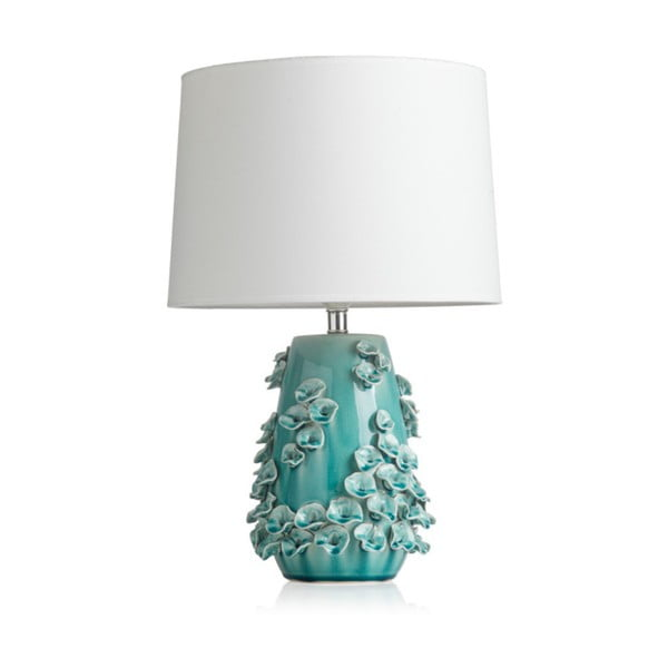 Calla Tiffany asztali lámpa - Brandani