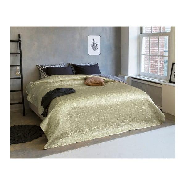 Přehoz přes postel s odlesky na dvoulůžko Sleeptime Clara Satin,260x250cm