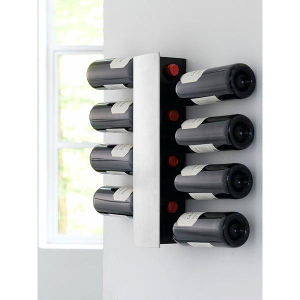 Suport perete pentru sticle de vin Steel Function Winerack
