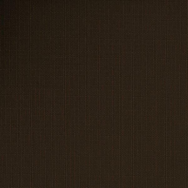 Tmavě hnědá dvoumístná rozkládací pohovka Vivonita Brent