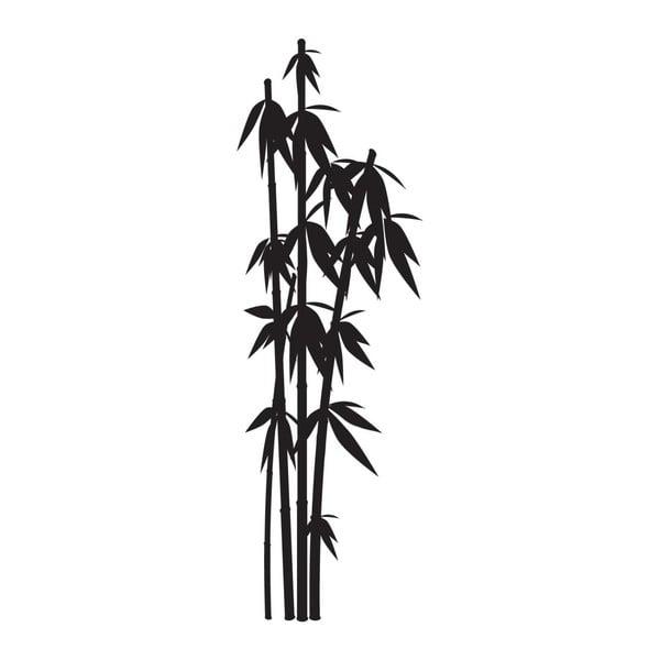 Autocolant de perete Bambus Tree, 25 x 82 cm
