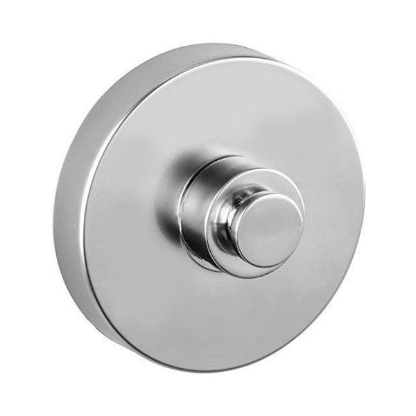 Suport universal de perete pentru articolele Wenko Loc Premium, argintiu