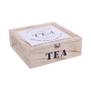 Cutie pentru ceai Ego Dekor Cup Of Tea