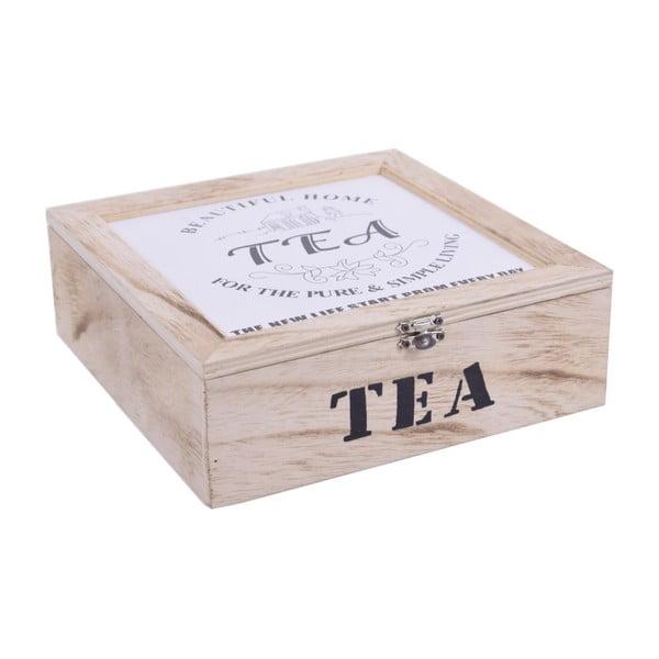 Pudełko na herbaty ekspresowe Ego Dekor Cup Of Tea