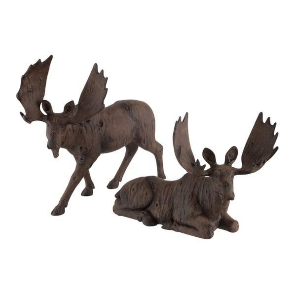 Dekorace J-Line Moose Standing