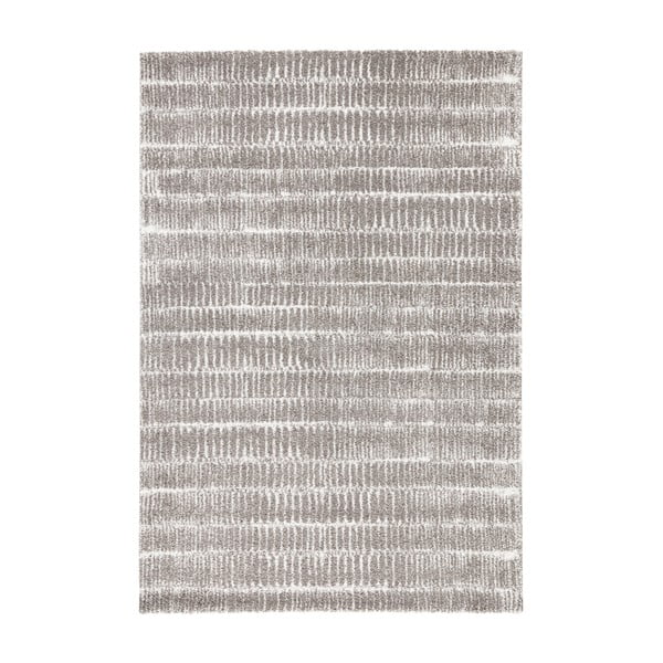 Šedý koberec Mint Rugs Lines, 120x170cm