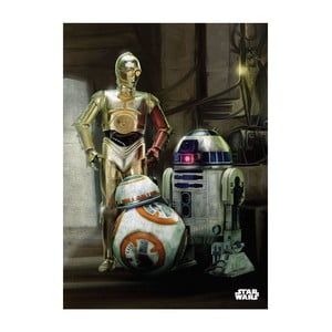 Poster Episode VII - Droids