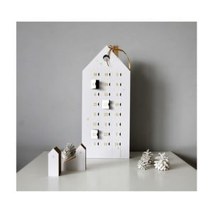 Calendar advent cu detalii aurii Unlimited Design for kids