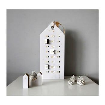 Calendar advent cu detalii aurii Unlimited Design for kids imagine