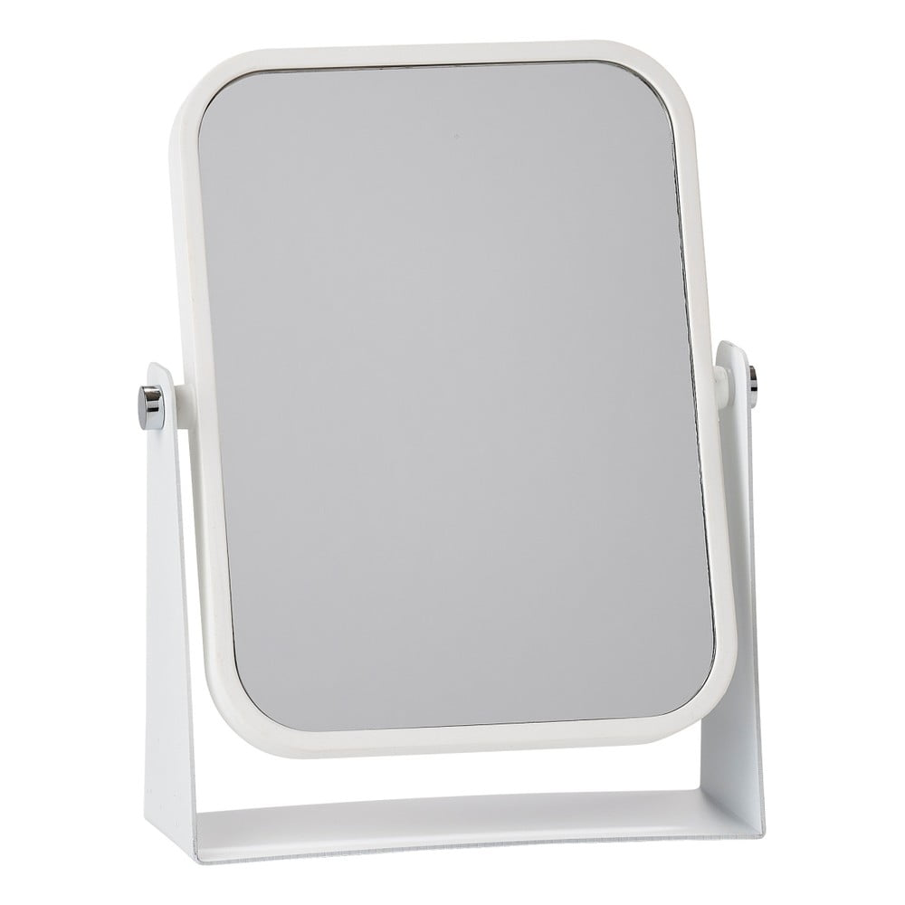 Kosmetické stolní zrcadlo s bílým rámem Zone Zone