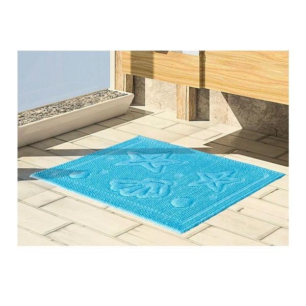 Předložka do koupelny Istra Turquoise, 50x60 cm