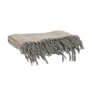 Deka Weaved Raster Grey, 170x130 cm