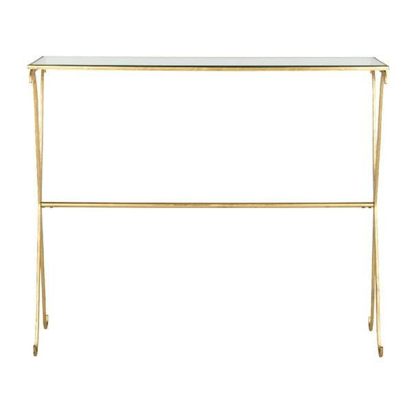 Konzolový stolek Lavar Gold