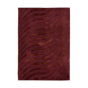 Koberec Nadir 165 Aubergine, 140x200 cm