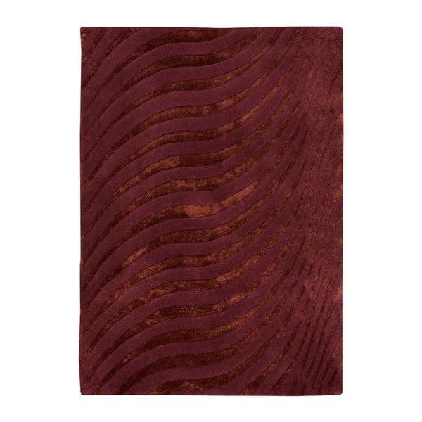 Koberec Nadir 165 Aubergine, 170x240 cm