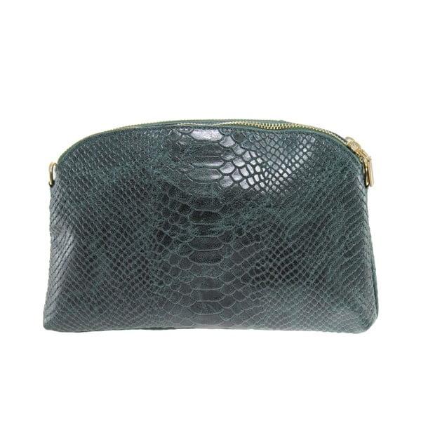 Kožená kabelka Silvia Verde