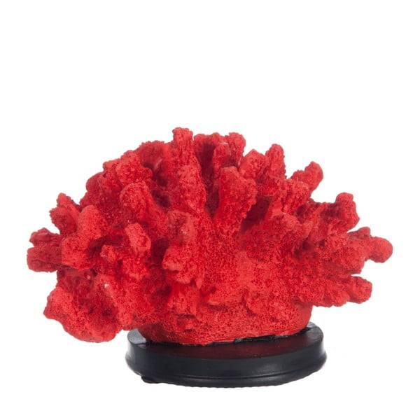 Dekorace Mořský korál, 6x11x11 cm