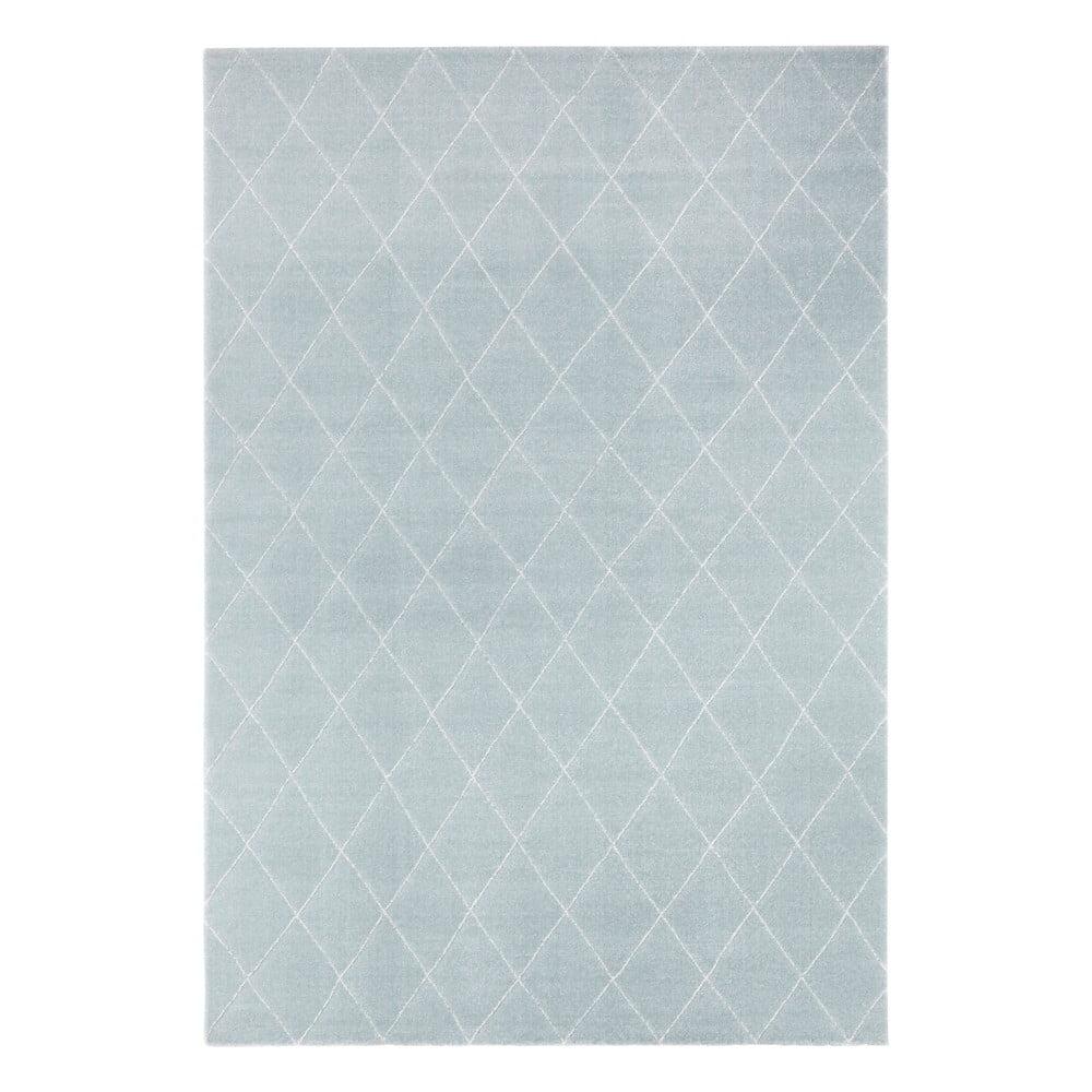 Produktové foto Modro-šedý koberec Elle Decor Euphoria Sannois, 200 x 290 cm
