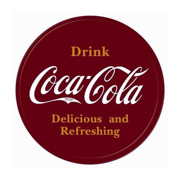 Plechová cedule Coca Cola Drink, 30x40 cm