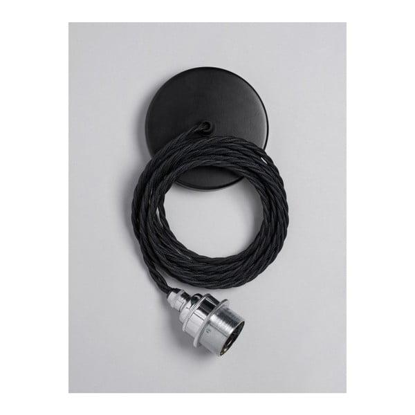 Závěsný kabel Chrome Raven Black