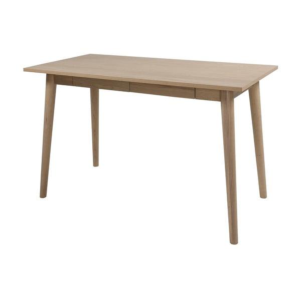 Dřevěný pracovní stůl Actona Marte