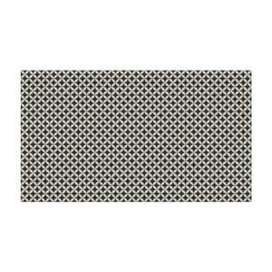 Vinylový koberec Afrah Grey, 52x100 cm