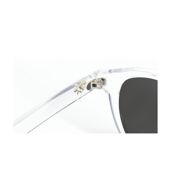 Sluneční brýle Wolfnoir Hathi Seethrough Silver