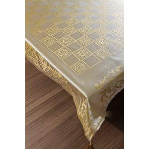 Ubrus Vase Gold, 160x220 cm