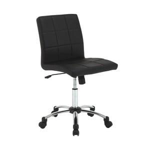 Černá kancelářská židle Actona Hot