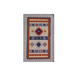 Ručně tkaný koberec Kilim Lalam, 155x240cm