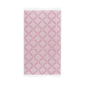 Prosop baie hammam ate Louise Serafina, 165 x 100 cm, roz