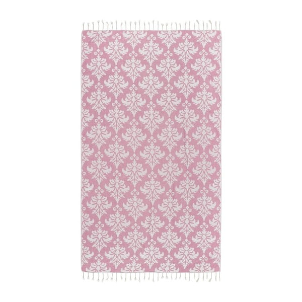 Prosop hammam ate Louise Serafina, 165 x 100 cm, roz