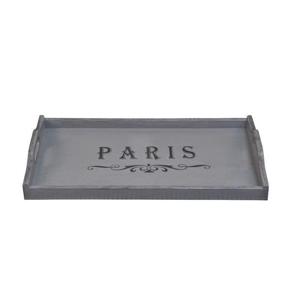 Dřevěný podnos Paris