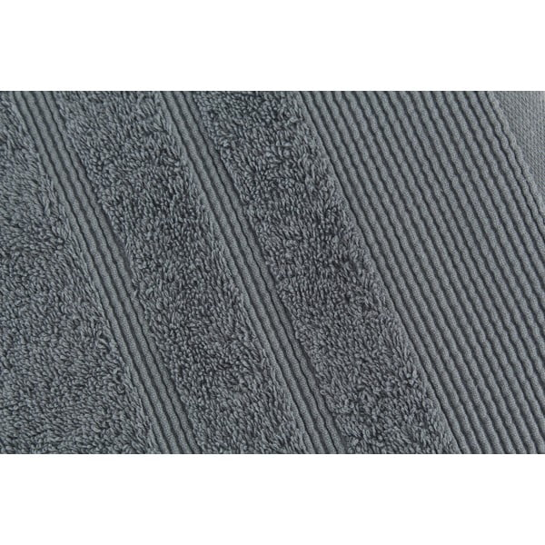 Osuška Dost Grey, 76x142 cm