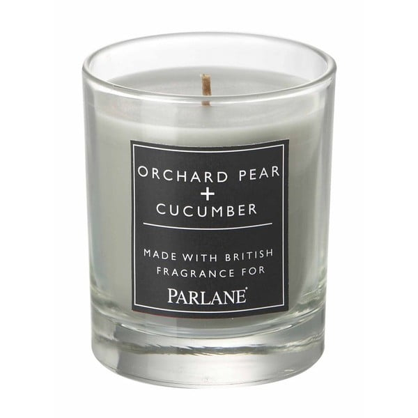 Svíčka ve skle Parlane Pear & Cucumber