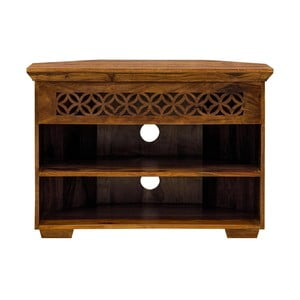 TV stolek z masivního palisandrového dřeva Massive Home Rosie, délka105cm