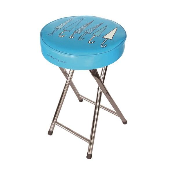 Stolička Umbrellas Blue